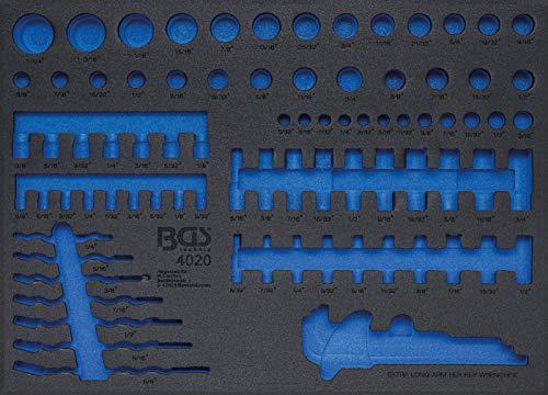 BGS 4020-5 | Werkstattwageneinlage 3/3 | leer | für Art. 4020