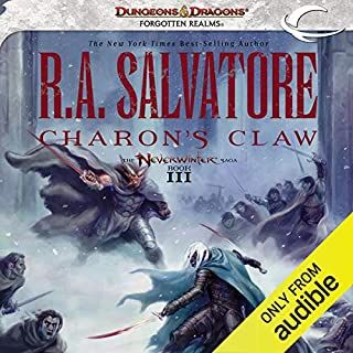 Charon's Claw cover art