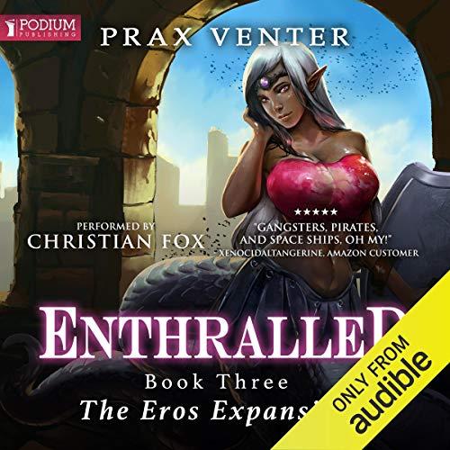 Couverture de The Eros Expansion