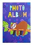 Erik® Studios Pets Dog Charlie Fotoalbum zum Einstecken, 36 Einstecktaschen für Fotos von 10x15cm