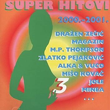 Super Hitovi 2000. - 2001. Br. 3