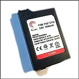 【 180日保証 】【 PSP-S110 互換バッテリー 】PSP-2000 PSP-3000 対応 グレードAセル使用 電気用品安全法 PSEマーク印字済 SONY ソニー PSP-S110