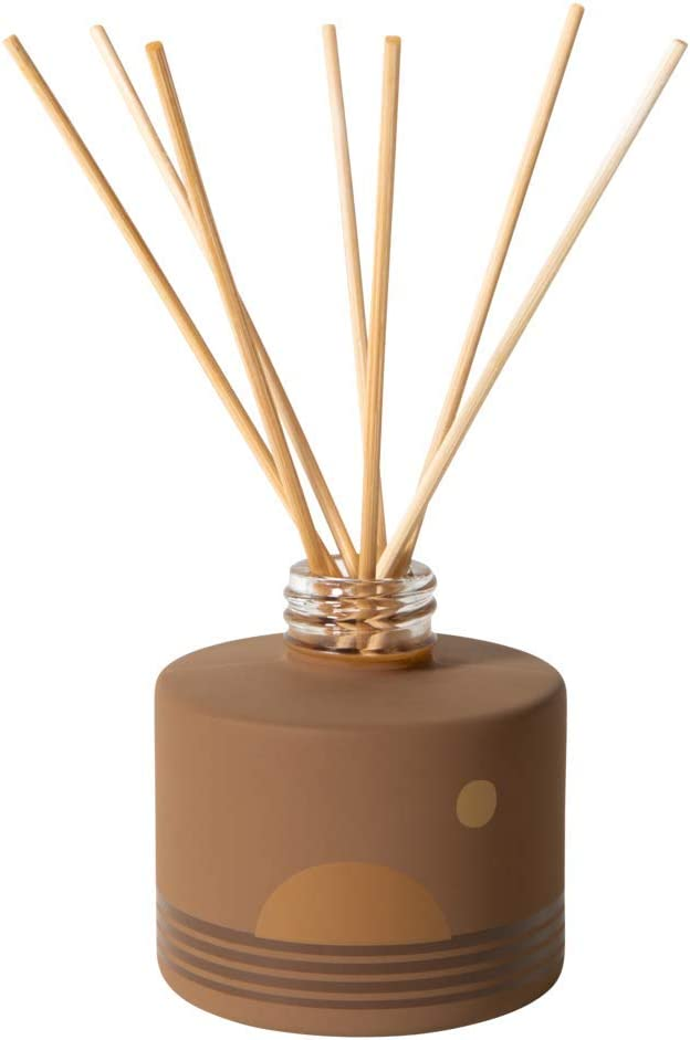 P.F. Candle Co. Dusk Sunset Limited time sale Scented San Antonio Mall f Diffuser Rattan Reed 3.75