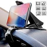Rhymestore® Chimti Car Mobile Holder for Dashboard Anti-Slip Vehicle GPS Cellphone Mount Mobile