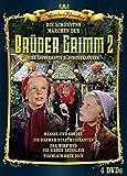 Mrchen Klassiker: Brder Grimm Box 2: Vier zauberhafte Mrchen-Klassiker: Hnsel & Gretel / Die Bremer Stadtmusikanten / Der Wolf und die 7 Geisslein / Tischlein deck dich