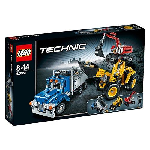 LEGO Technic 42023 - Baustellen-Set