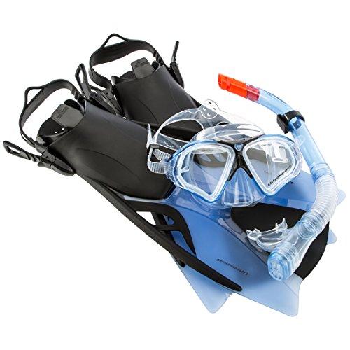 Ultrasport Aqua Speed Set de esnórquel...