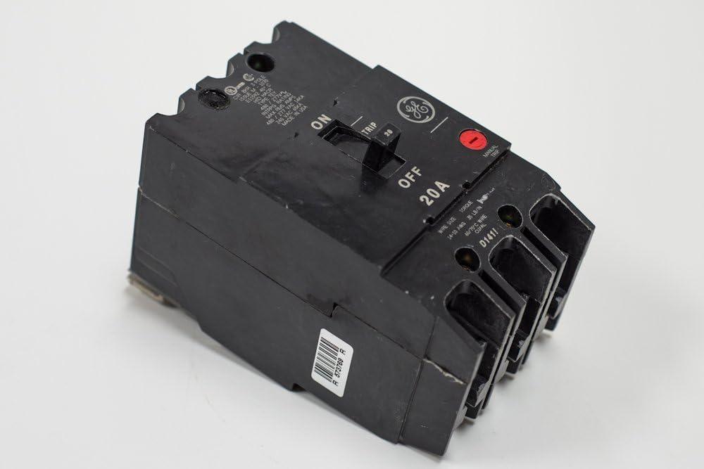 新着セール General Electric GETEY330 GE CB Black TEY330 3P-480V-30A 情熱セール