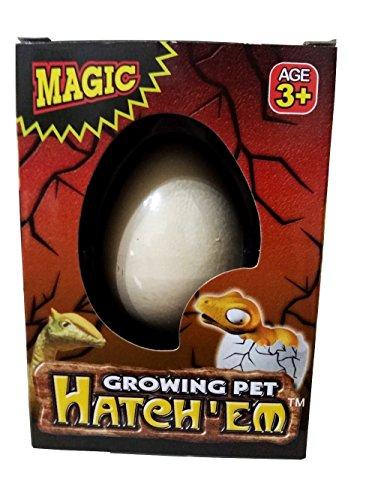 Inception Pro Infinite Magic Egg Dino - In Dino Wasser erscheint und wächst - Schlüpfen das Ei - Add Water - Dinosaurier - Kinderspielzeug - Geschenkidee - Magic Dino