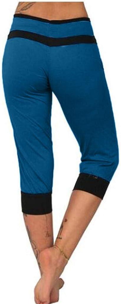 Sexyp Pants,Women's Fashion Short Pants Casual Chino Pants Solid Trouser 2020 Pants