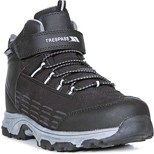 Trespass Boys Harrelson Lightweight Breathable Walking Boots