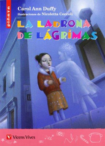 La ladrona de Lágrimas (Colección Piñata)
