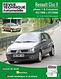 Rta 116.1 Renault Clio 2 Phase 1 et 2 Essence