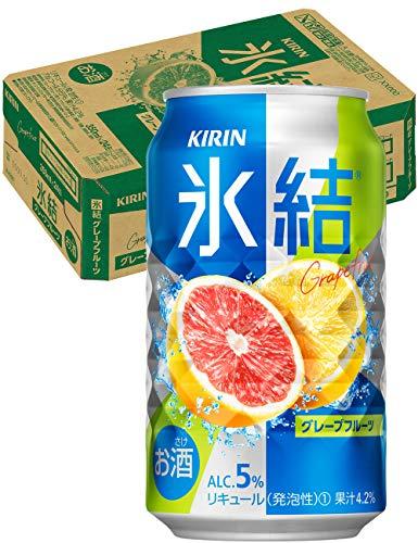 キリン 氷結 グレープフルーツ [ チューハイ 350ml×24本 ]