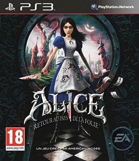 Alice: Madness Returns (PS3) [Importación inglesa] (B004RTSRZU) | Amazon price tracker / tracking, Amazon price history charts, Amazon price watches, Amazon price drop alerts