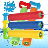 Best Super Soakers - SCIONE Water Guns for Kids - 5 Pack Review