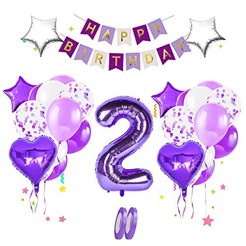 Decoración de cumpleaños, guirnalda de cumpleaños, globos de confeti, globos de corazón, globos de lámina, estrella, mantel, cortina brillante, decoración de cumpleaños.