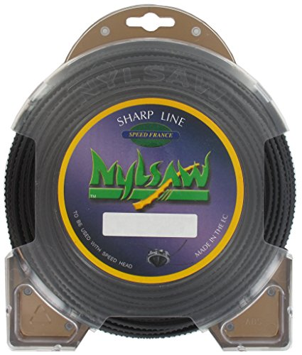 Greenstar 3816 Coque fil nylon Nylsaw 27 m x ø 3,50 mm