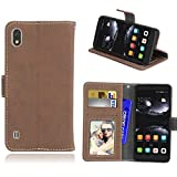 LMFULM® Case for ZTE Blade A530 (5.45 Inch) PU Leather