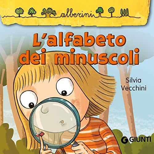 L'alfabeto dei minuscoli audiobook cover art