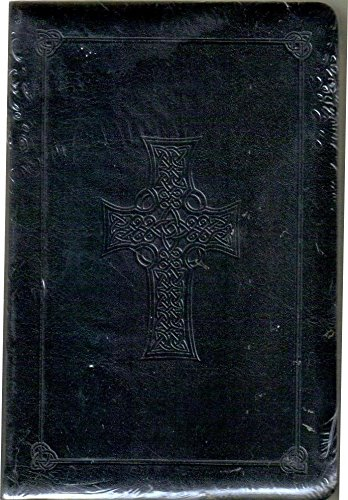 ESV Compact TruTone Bible - Celtic Cross (Black)