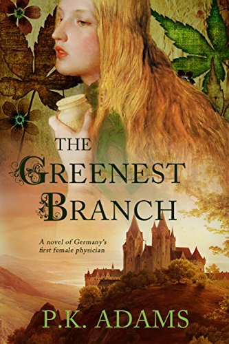 The Greenest Branch by P.K. Adams ebook deal