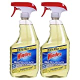 Windex Antibacterial Multi-Surface Cleaner, 32 Fl Oz Spray...