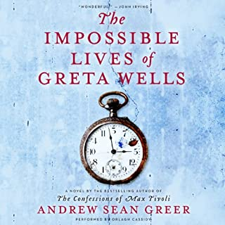 The Impossible Lives of Greta Wells cover art