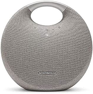 Harman Kardon Onyx Studio 5 Bluetooth Wireless Speaker, Nominal Output : 20-30 Watt - Grey