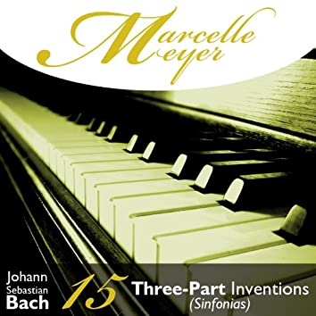 J.S.Bach Three-Part Inventions (Sinfonias)