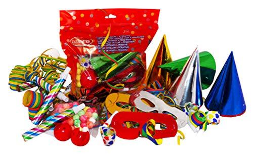Goodmark Boîte de fête pour 5 Personnes, 1353011, Multicolore