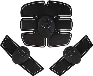 N/ A Etiqueta engomada del músculo Abdominal EMS Fitness Muscle Stimulator Trainer Accesorios