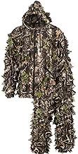 Swedteam North Mountain Gear Ghillie Suit for Men - Leafy Camo Suit Super Natural Camo - Camouflage Jacket - Camo Pants (XX-Large)