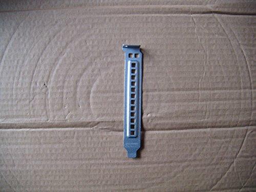 xxxx Dell 4U - Tapa de ranura para Dell PCI (compatible con Poweredge Precision SC440 490 690 2950 R710 R230 R630 R730 R930 R810 R815 R620 R300 R310 R320 T3400 T410 T320 T3500 T5400 T5500 DD46