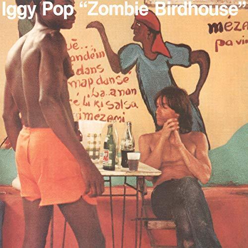 Zombie Birdhouse (Vinyl Black)