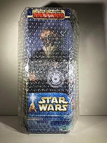 Plo Koon Jedi Council  Attack of the Clones  12  Inch  30 cm Actionfigur Star Wars Saga Collection 2002 Hasbro