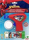 Dulcop Bolle Sapone, Pistola, Flacone Spiderman