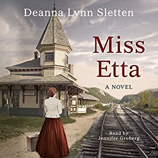 Miss Etta audiobook cover art