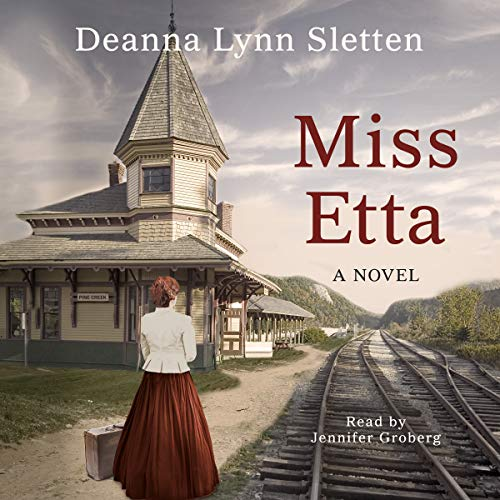 Miss Etta audiobook cover art