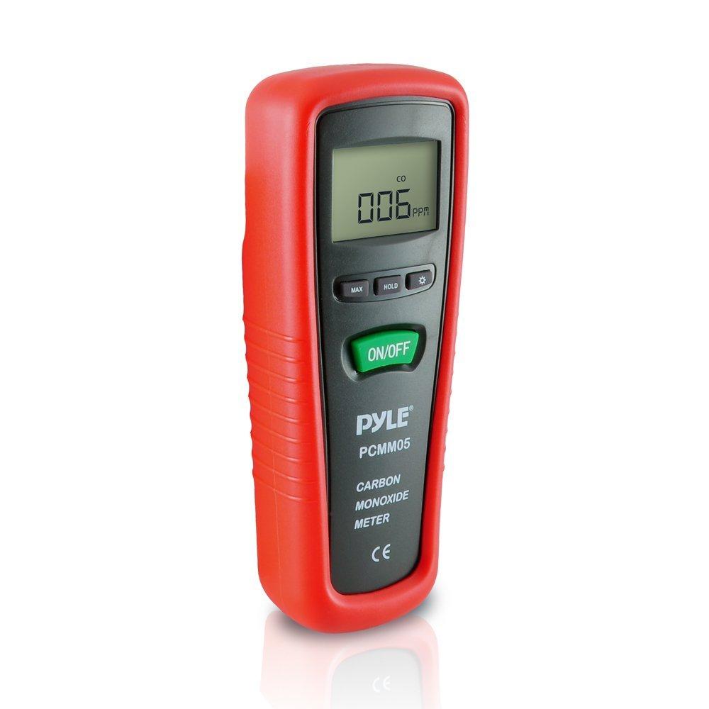 Hand Held Carbon Monoxide Meter