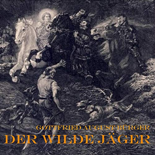 Der wilde Jäger Titelbild