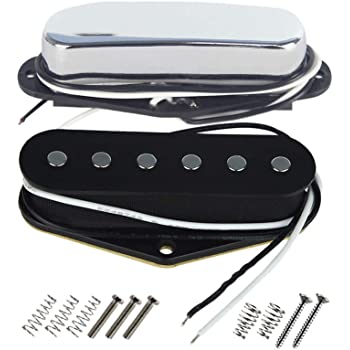 2pcs Hot Rail Guitar Neck /& Bridge Humbucker Tonabnehmer Pickup für E-Gitarren,