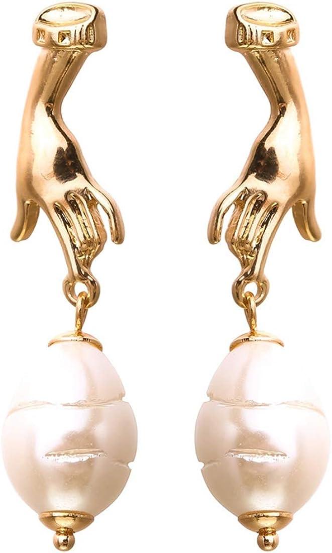 Women's Girl's Fashion Jewelry Dangle Earrings 1 Pair Geometric Earring Fashion For Mom Daughter Teen Girls Drop