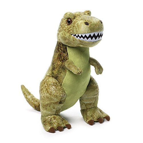 GUND Rexton T-Rex Stuffed Animal Plush, Green, 13'