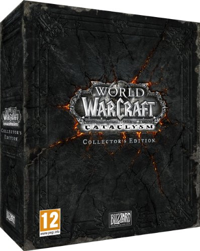 ACTIVISION BLIZZARD WOW CATACLYSM SPECIAL EDITION (UK Edition)