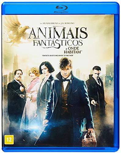 Animais Fantasticos E Onde Habitam [Blu-ray]