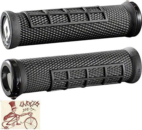 Sejahtera Group Elite Flow Lock-ON Black BMX-MT with Outlet ☆ Free Shipping Oklahoma City Mall Compatible