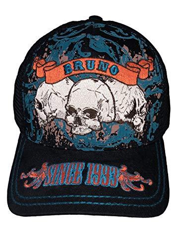 Bruno banani Trucker Cap Skull schwarz (56)