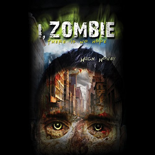I, Zombie audiobook cover art