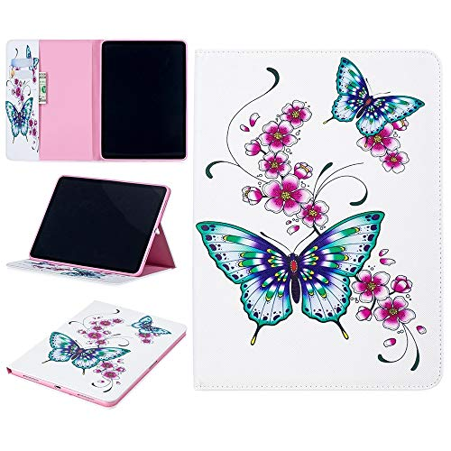 GROSSARTIG For IPad Pro 11 Inch (2018 Release, 1st Generation) Business Horizontal Flip Waterproof 3D Painting Premium Leather Protective Case Leather Hard Back Protective Stand Cover (PATTERN : 3)